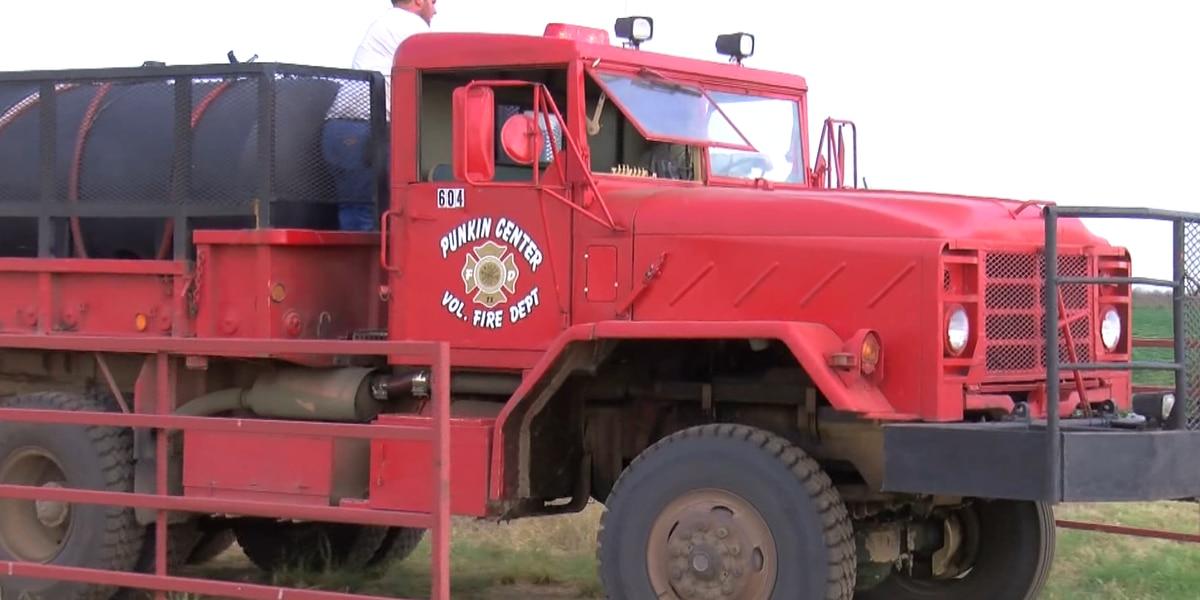 Punkin Center VFD gets an emergency service network