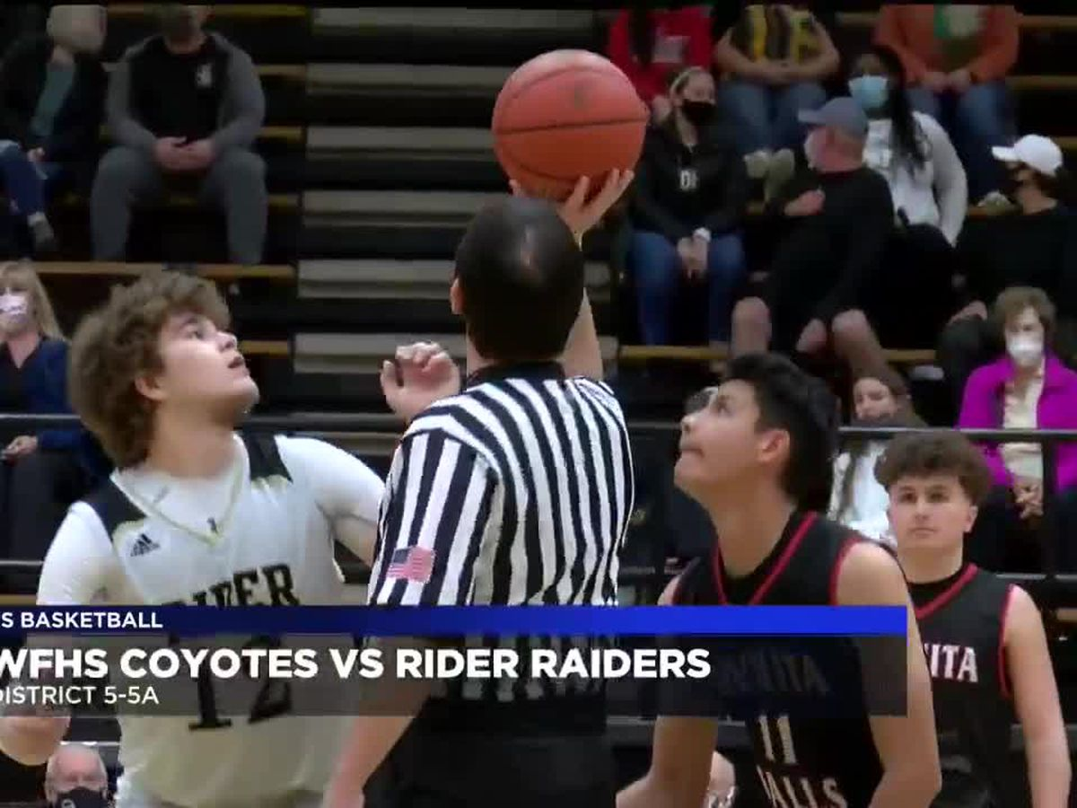 HS boys basketball: WFHS vs Rider highlights