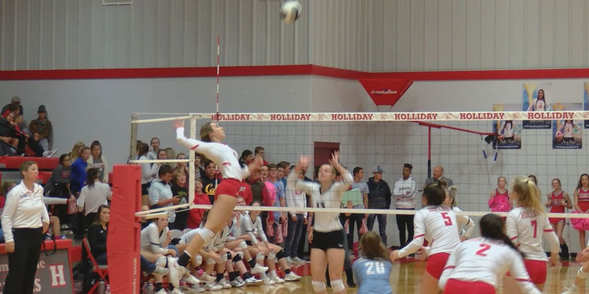HS Volleyball Scoreboard: Oct 29