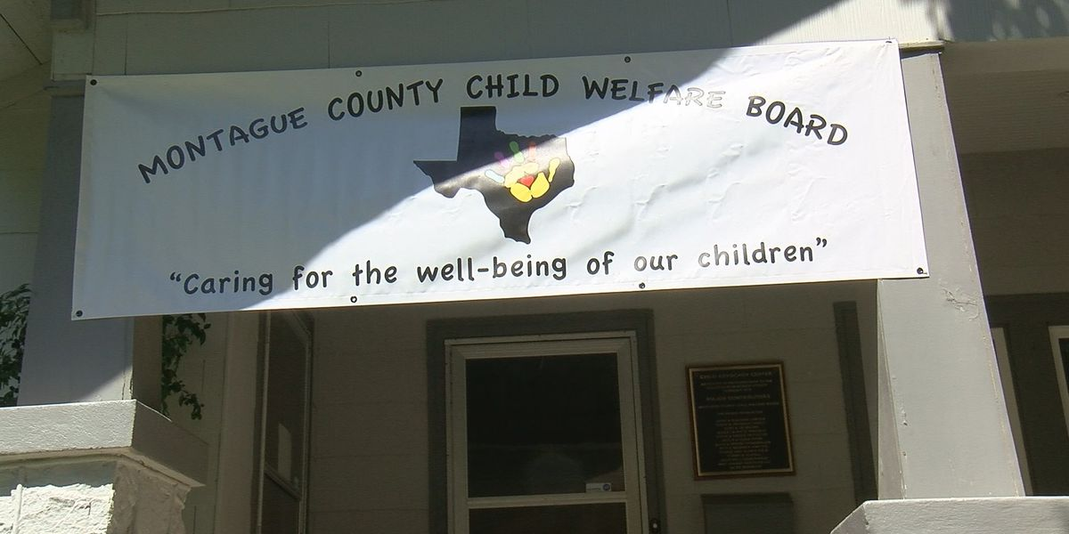 Montague County Child Welfare Board House renovations