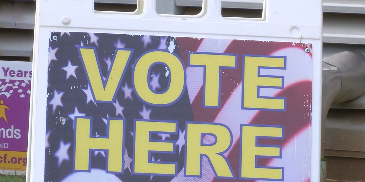 Voter turnout in Wichita County
