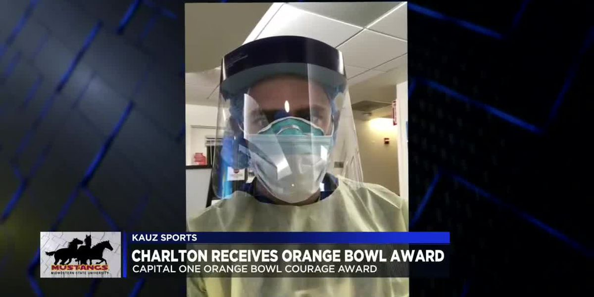 Former MSU football coach receives Capital One Orange Bowl Courage Award