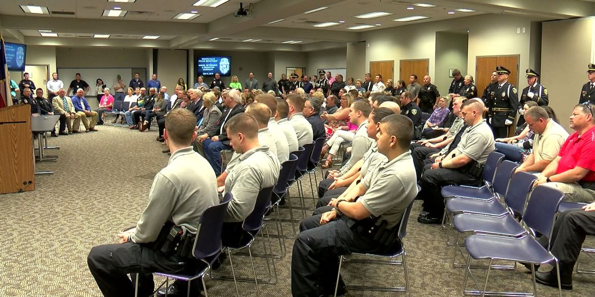 WFPD hosts retirement and promotion ceremony