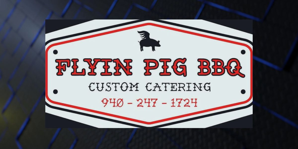 Flyin Pig BBQ to be at the NC6 parking lot Friday
