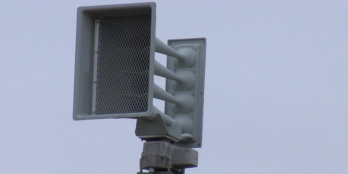Mystery solved: Traffic Engineering Division reveals reason behind sirens going off around Wichita Falls