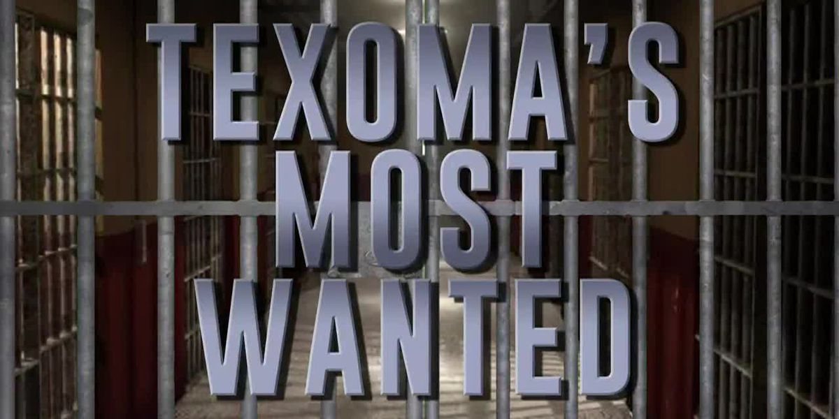 Texoma's Most Wanted - April 5, 2019