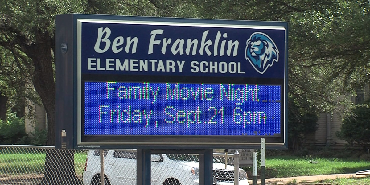 Ben Franklin Elementary face-to-face learning postponed until next Thursday