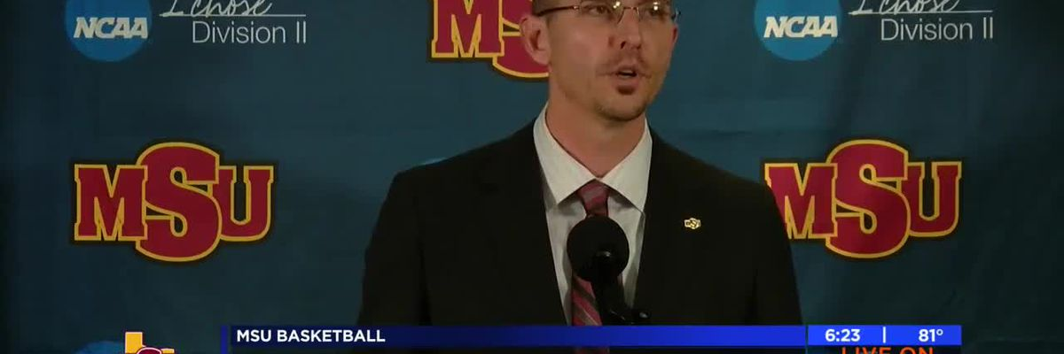 Justin Leslie introductory press conference