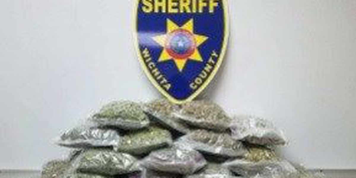 25 pounds of marijuana found during traffic stop on U.S. 287