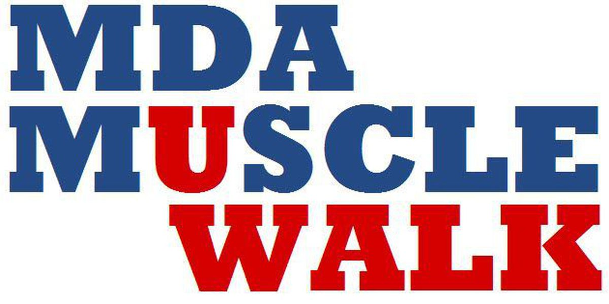 MDA Muscle Walk Saturday