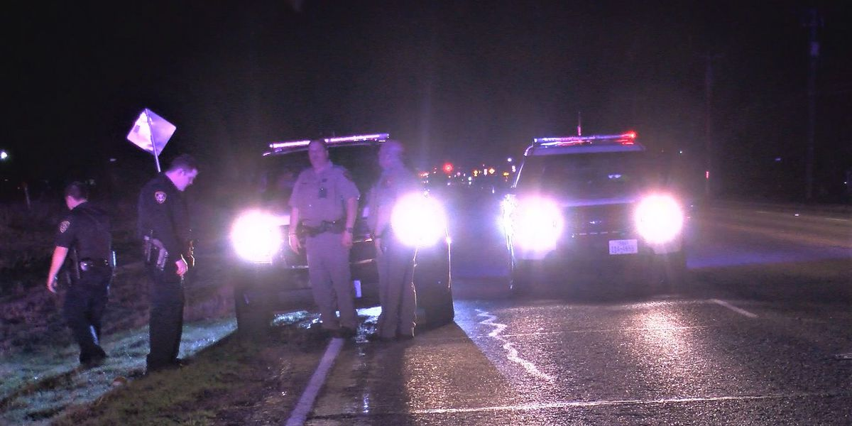 Three people arrested after high-speed chase