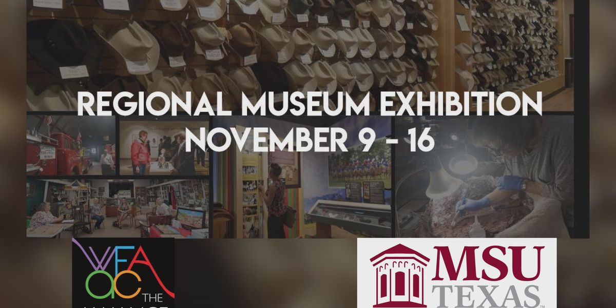 WF Alliance for Arts and Culture Regional Exhibition on Saturday