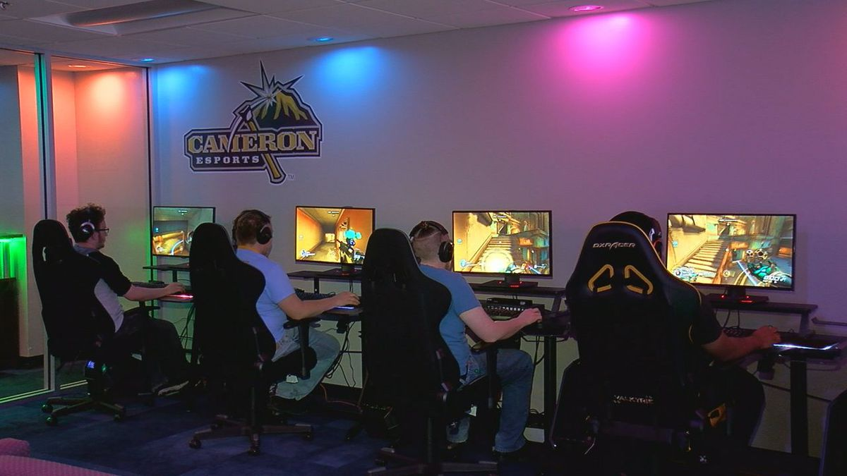 Cameron University holding tryouts for new esports team