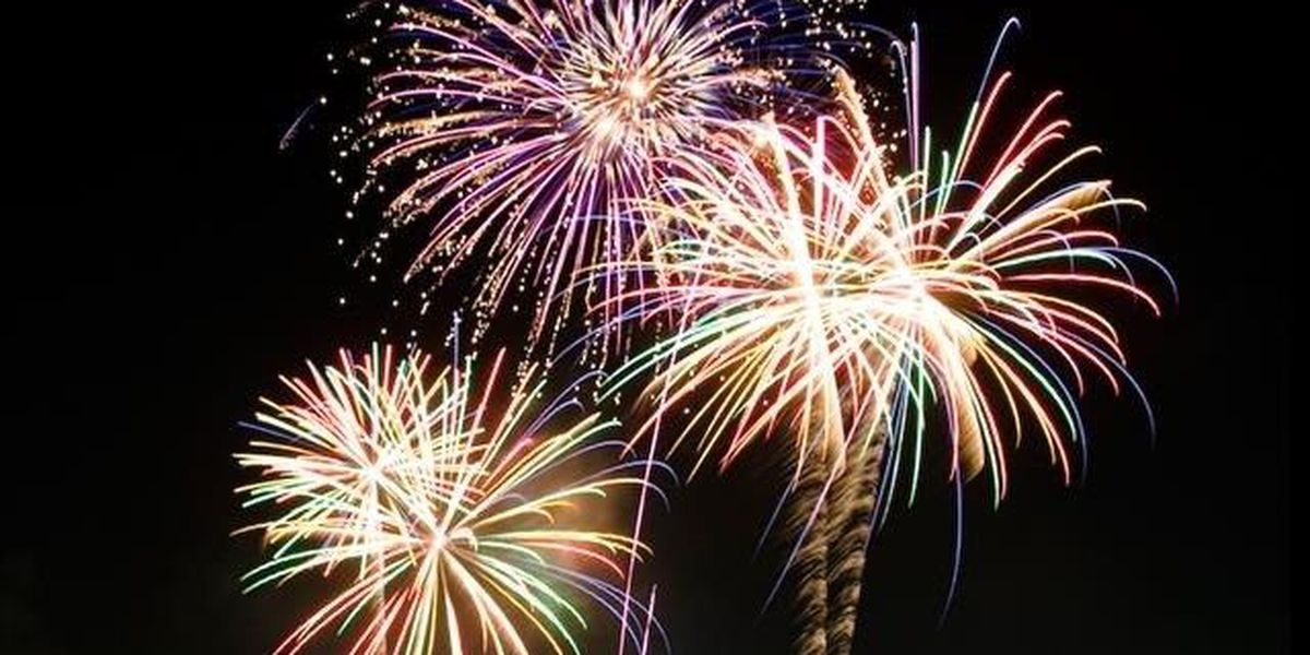 List of Fourth of July firework shows