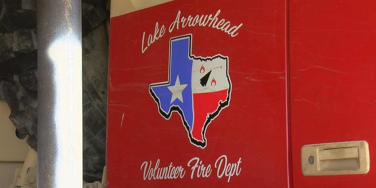 Volunteer fire department recovering still after station fire