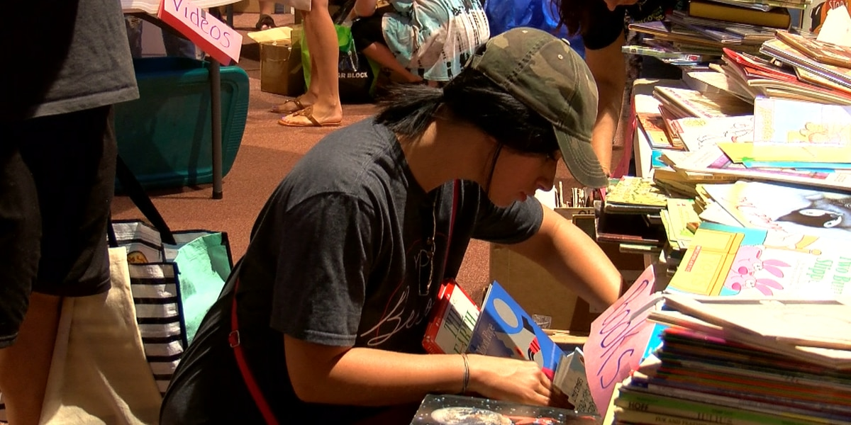 Wichita Falls residents helping at need students and teachers ahead of school starting