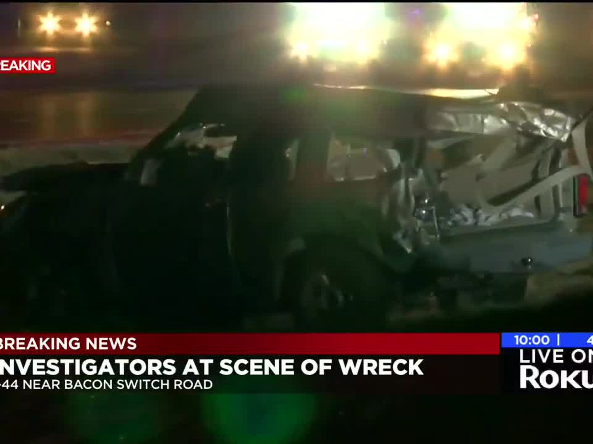 DPS investigating deadly crash near WF