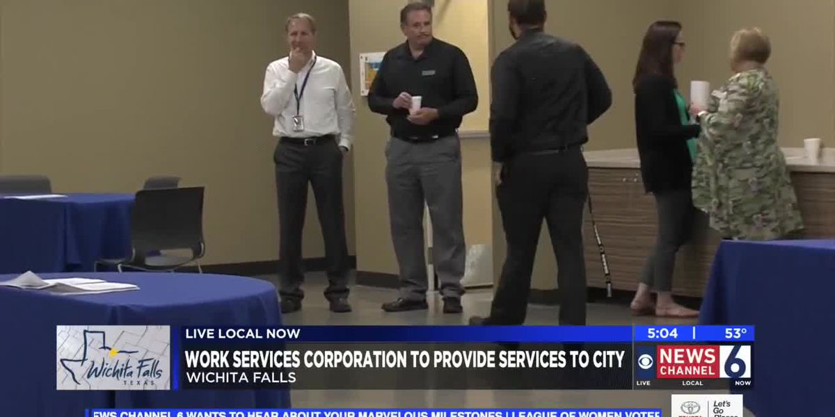 City partnership with Work Services Corporation for maintenance work continues