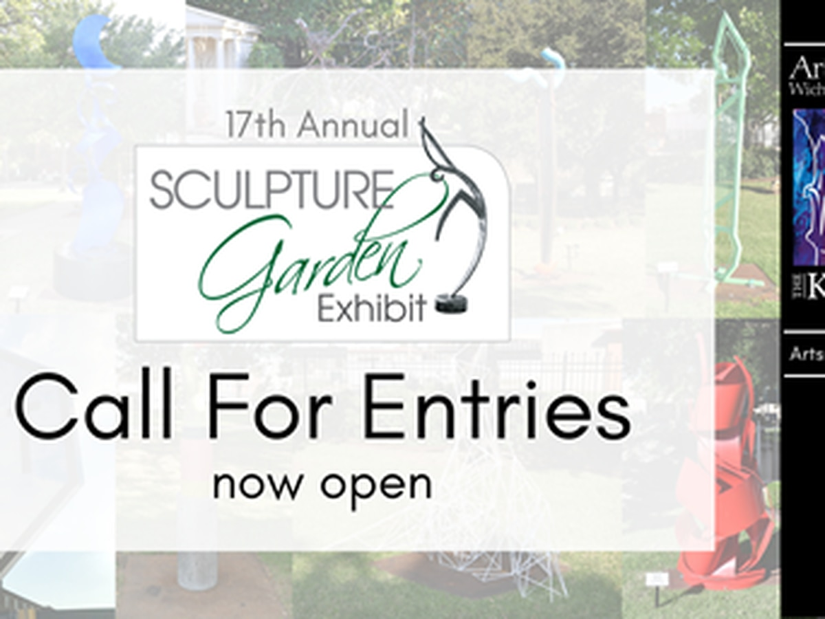 Arts Council of WF calling for 17th Annual Sculpture Garden Exhibit entries