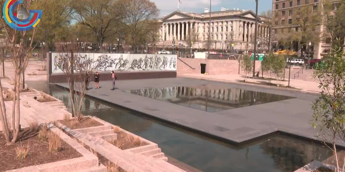National WWI memorial to be unveiled in DC