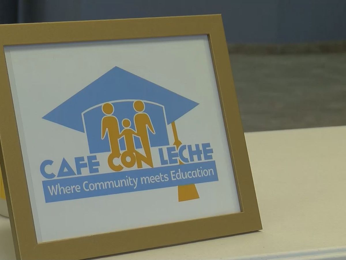 Cafe con Leche holds financial aid events