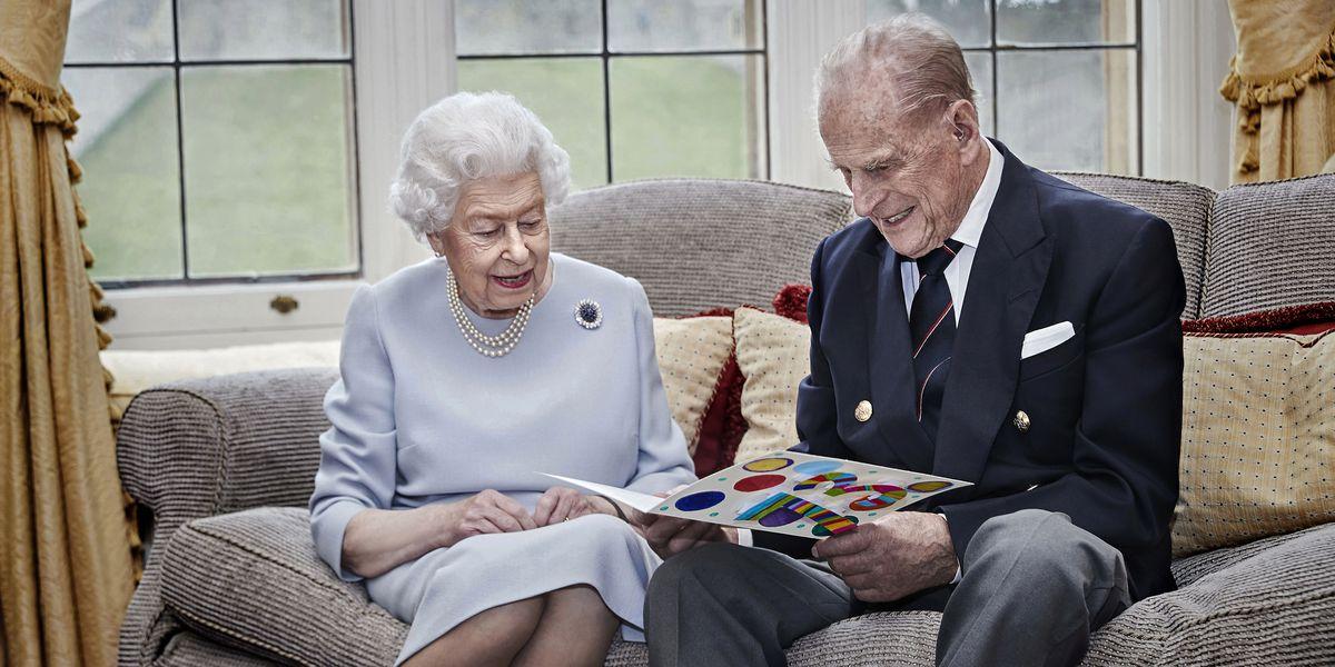 Queen Elizabeth and Prince Philip celebrate 73rd anniversary