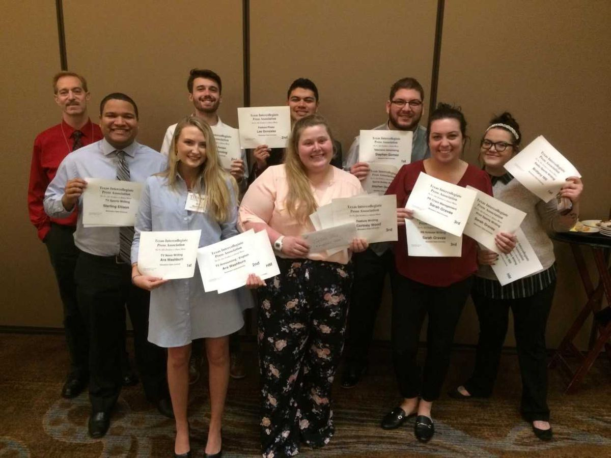 MSU media students win 30 TIPA awards
