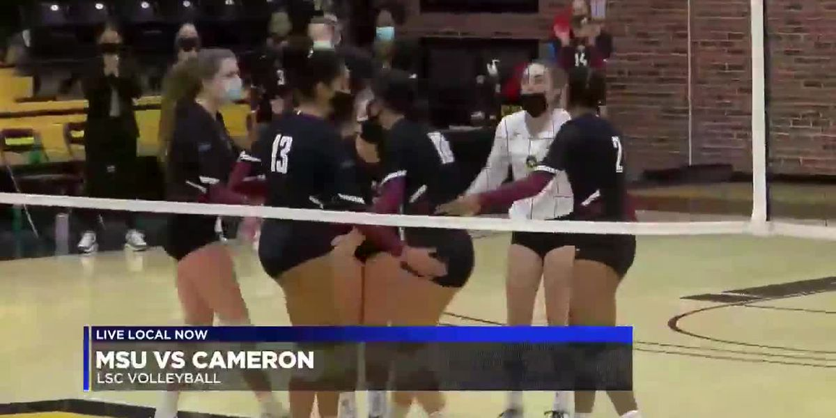 MSU volleyball falls to CU, splits series 1-1