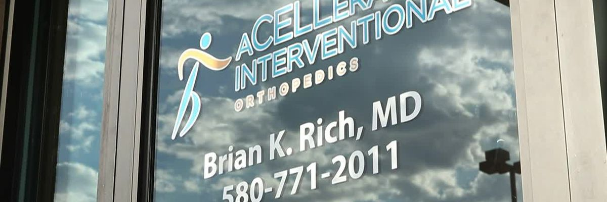 News Channel 6 City Guide - ACELLerated Interventional Orthopedics