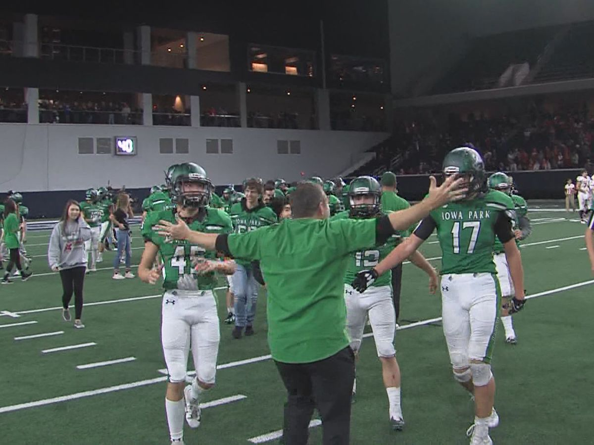 One former Iowa Park Hawk reflects on 1969/70 state championship teams