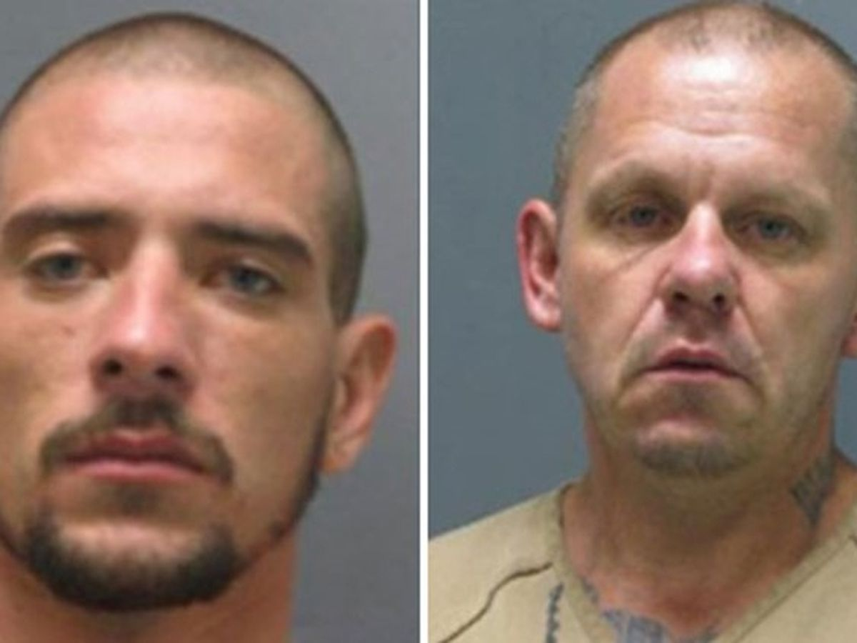 2 inmates escape from East Texas jail, perimeter fence cut