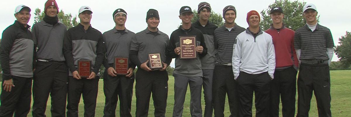 MSU Texas men's golf takes home Midwestern State Invitational team and individual titles