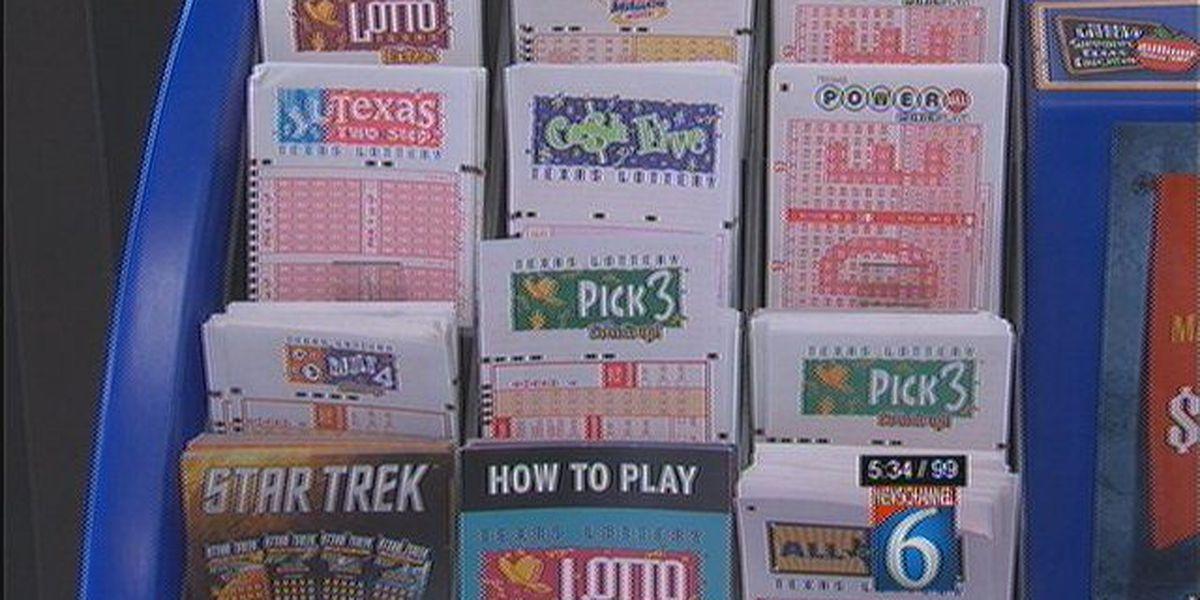 Texomans Flock To Win $590.5 Million Powerball Jackpot
