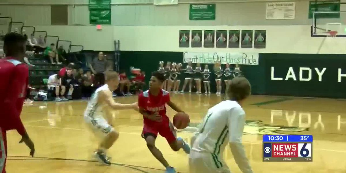 BOYS: Iowa Park vs Hirschi highlights