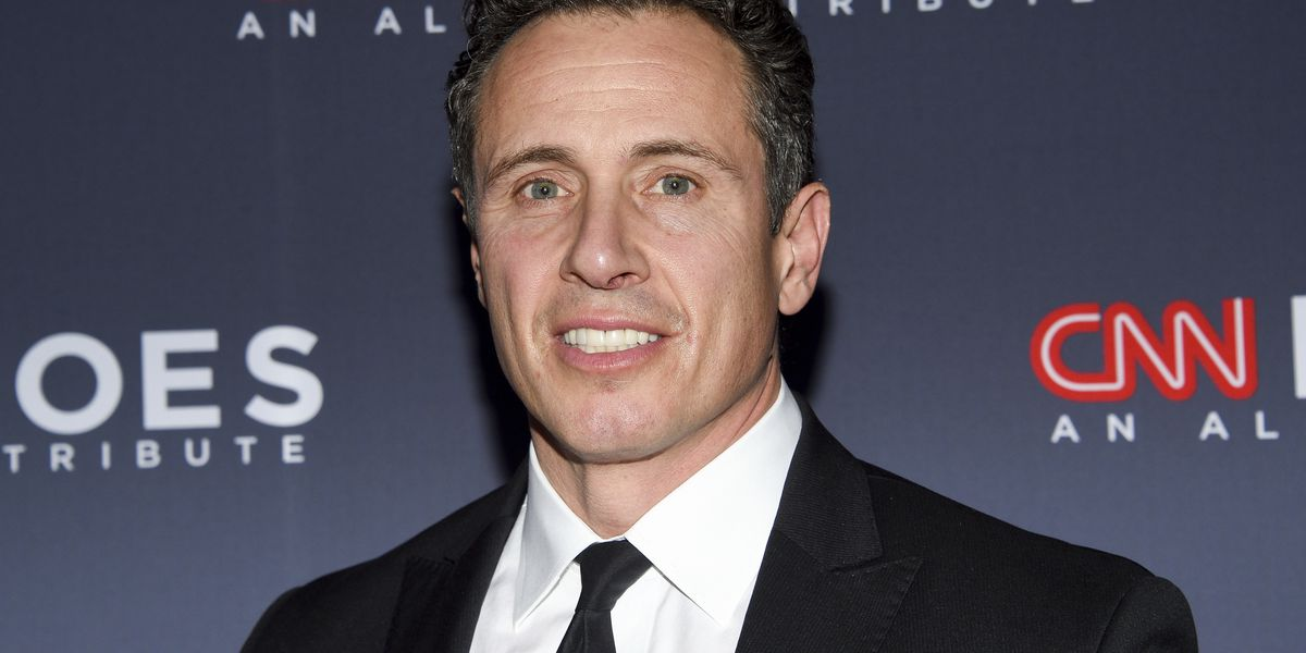 CNN backs Chris Cuomo after caught-on-video confrontation