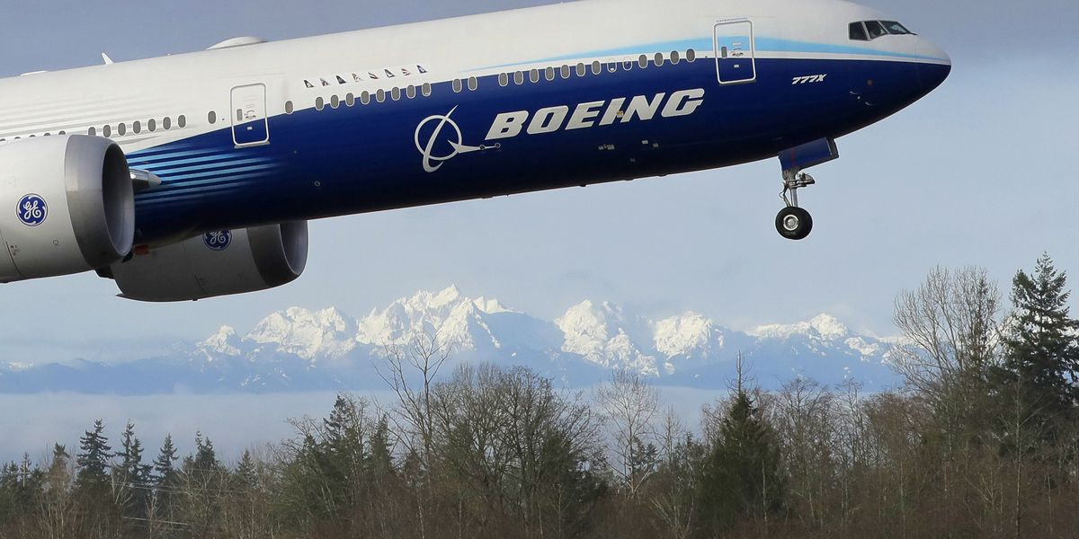 Boeing slashes 12,000 jobs as virus seizes travel industry