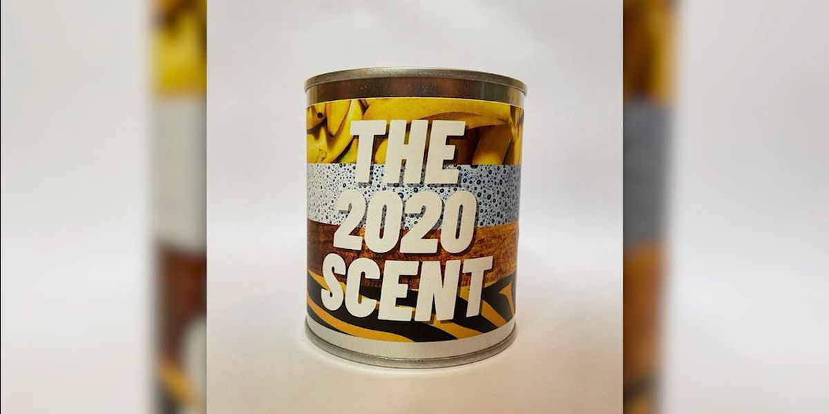 Take a deep breath: New candle smells just like 2020