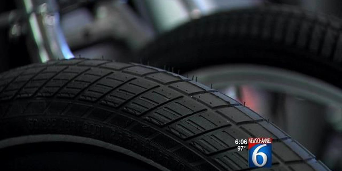 Bike Tire Flats Attributed To Drought