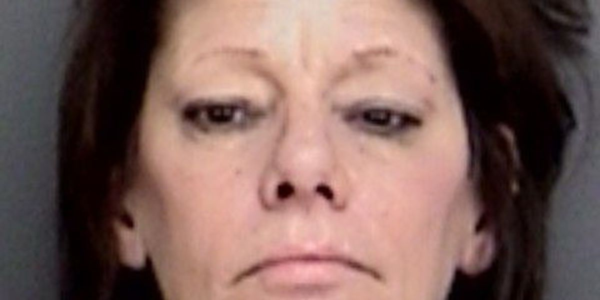 WF woman arrested for DWI following single-vehicle accident