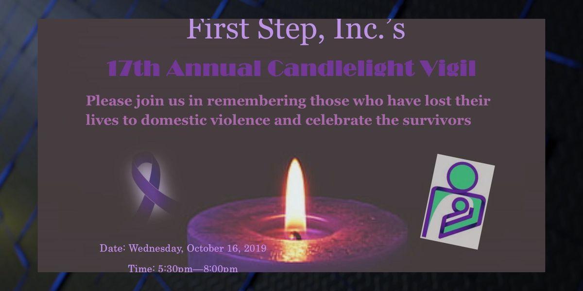 17th Annual Domestic Violence Candlelight Vigil
