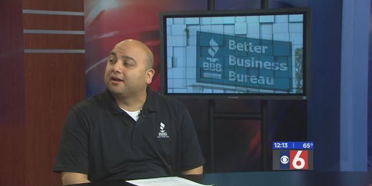 BBB talks Spring Cleaning Tips