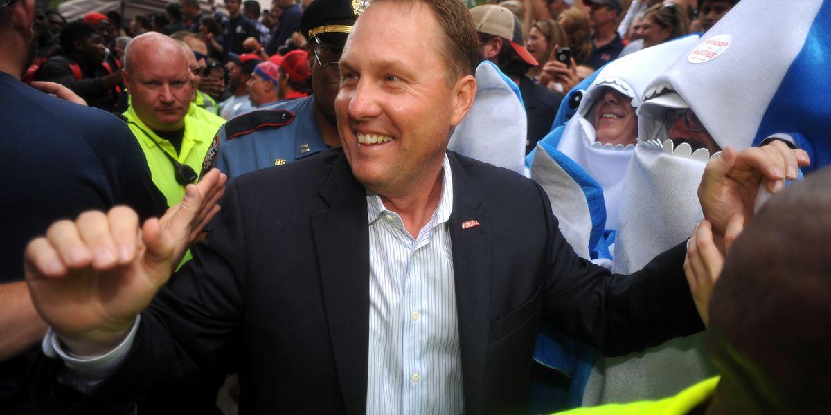 Hugh Freeze savors second coaching chance at Liberty