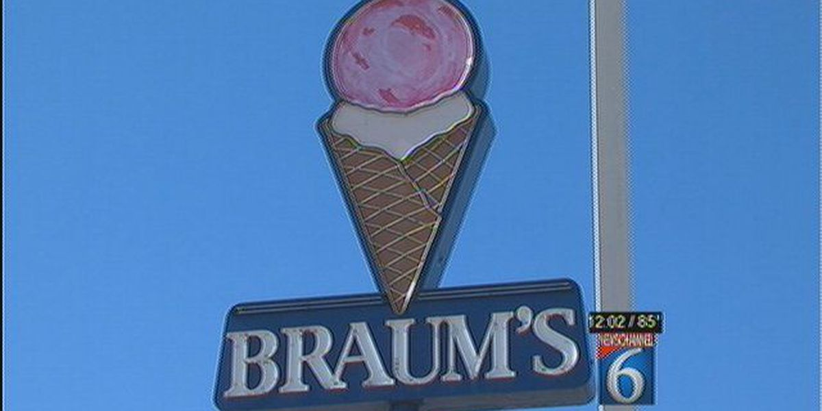 New Location For Braum's