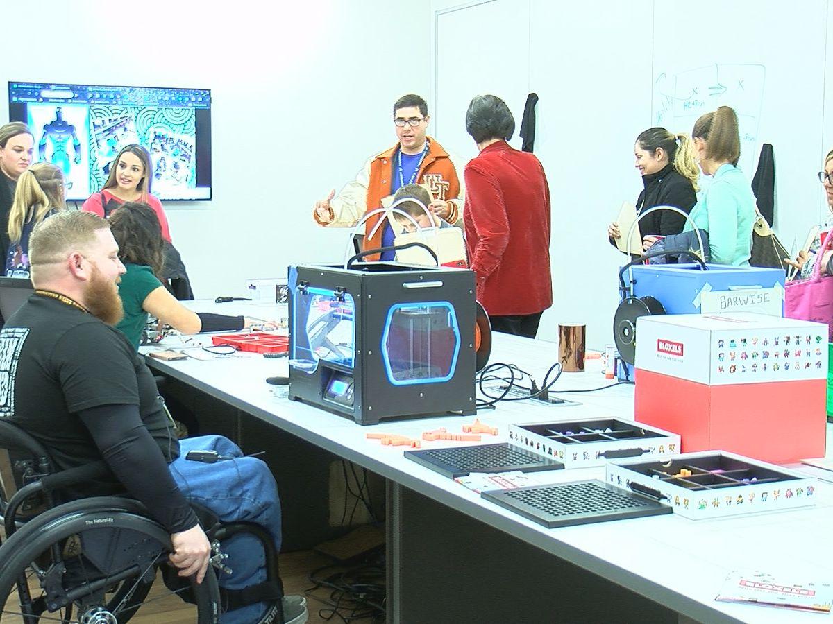 Wichita Falls ISD Title 1 showcases technology and new programs