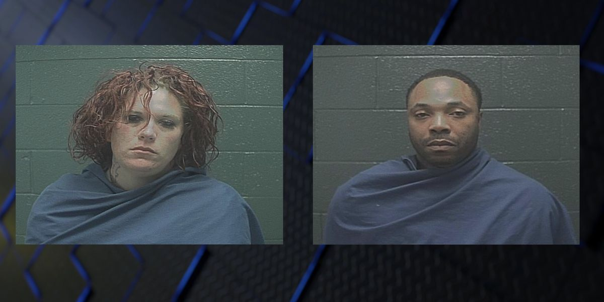Two arrested after stolen truck from Oklahoma found in WF