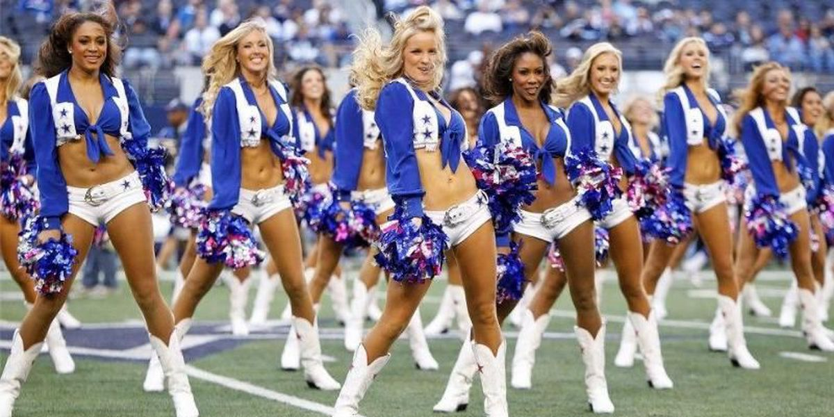 Dallas Cowboys Cheerleaders To Perform At Nighthawks Game
