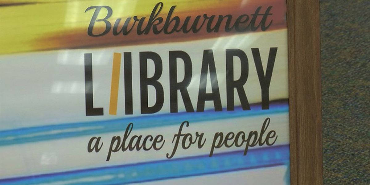 Hometown Pride Tour: The Burkburnett Library