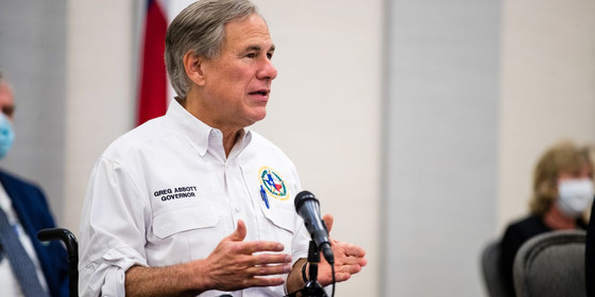 Governor Abbott surges state resources to Amarillo, Lubbock to support COVID-19 response