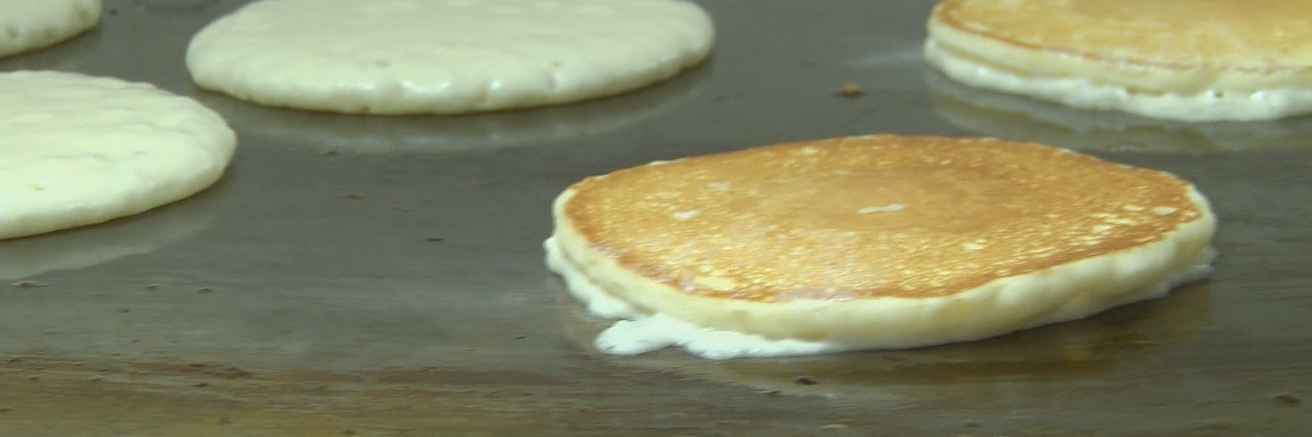 Pancake festival celebrates 64 years