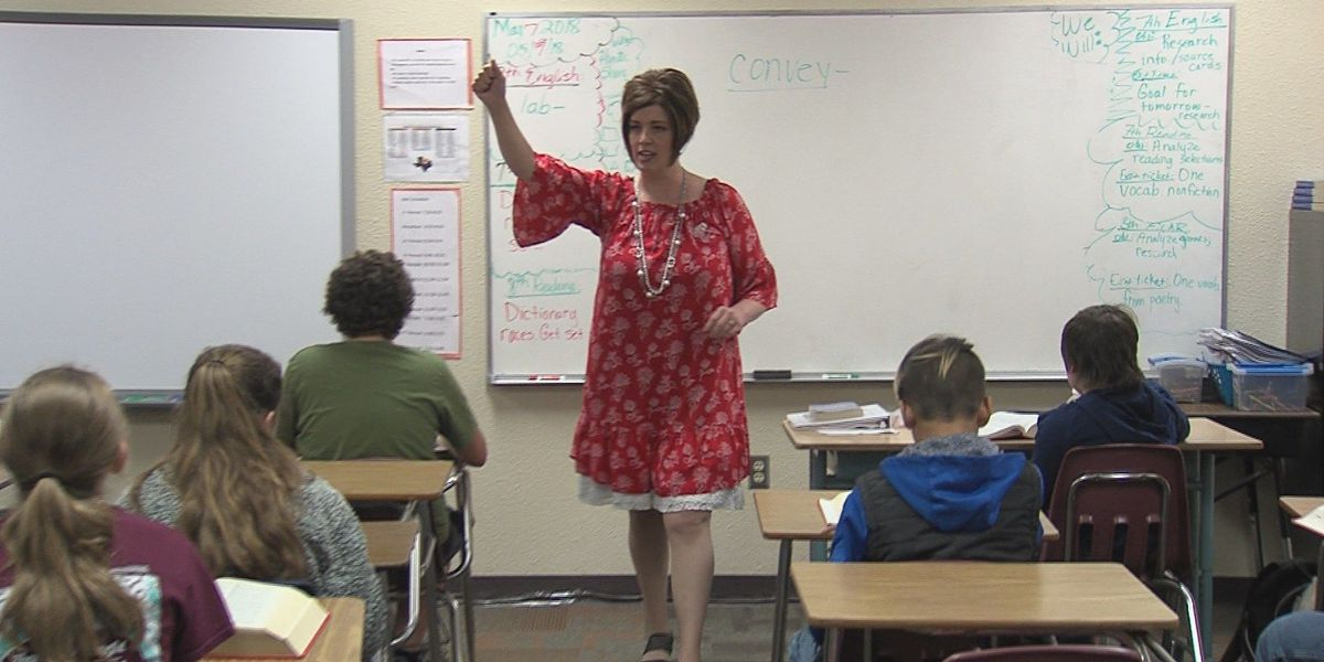 Texoma teacher selected to program that will help students with dyslexia